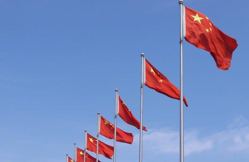 China Shares Nudge Upwards Despite Low Quarterly Growth Data