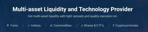 X open Hub:  Multi-asset Liquidity and Technology Provider Get multi-asset liquidity with tight spreads and quality execution on: