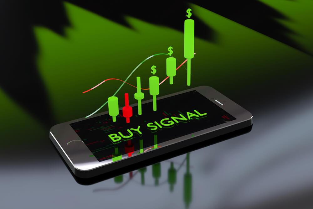 Stock Signal,Buy Signal
