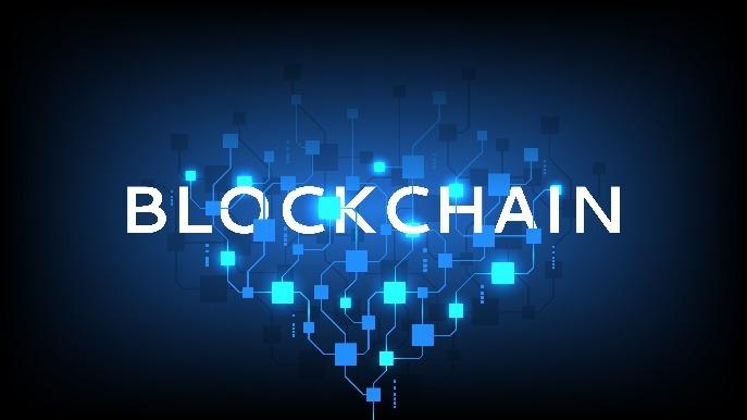 Blockchain word