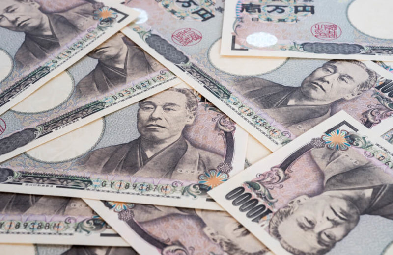 Yen Exchange Rate Slips as Evergrande Contagion Fears Abate