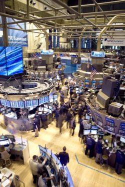 Stock markets on Wednesday