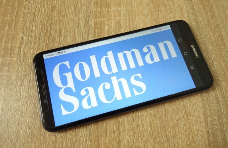Goldman Sachs and U.S. stocks