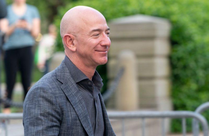 Bezos lost almost $7 billion on October 24