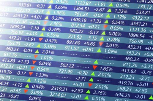 Asian stocks on October 18