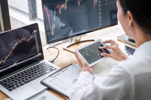 Stock markets and trade talks