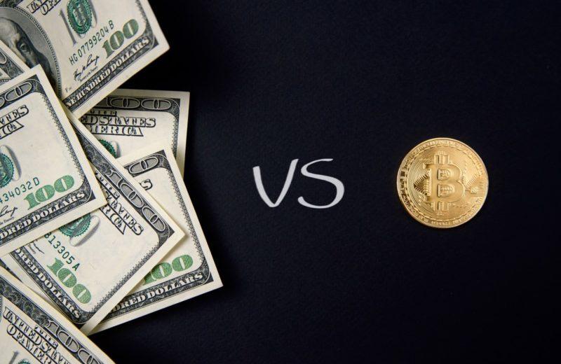 U.S. Congress' terror: Crypto Displacing Dollar