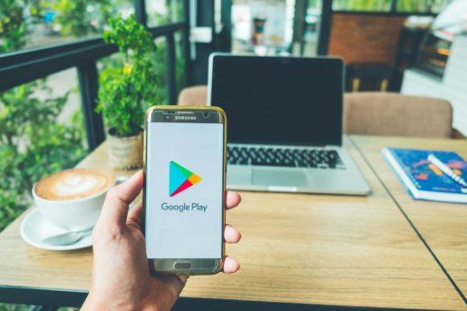 335 million installs were found on Google's Play Store.