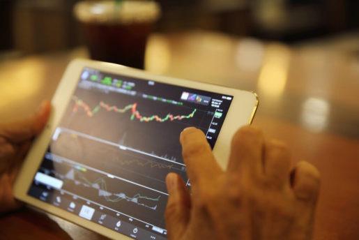 Asian Market: stock market data.