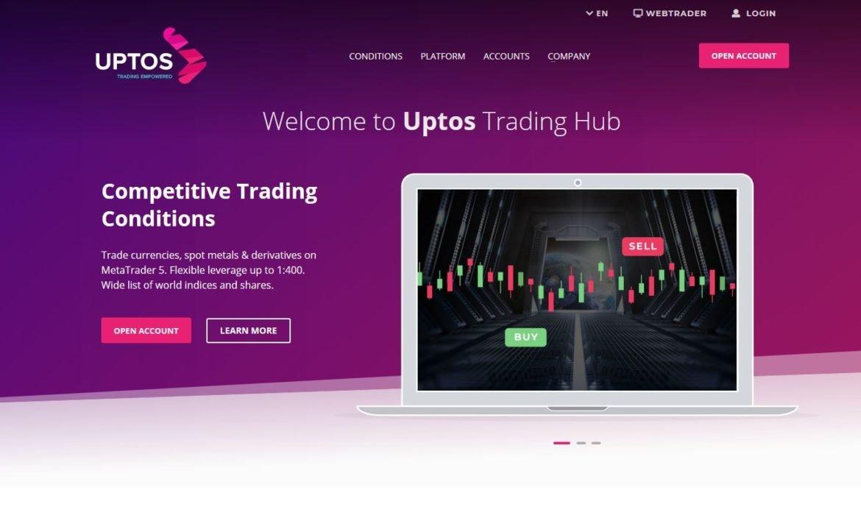 uptos.com hompage