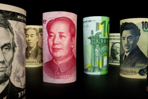 Dollar Yuan Yen