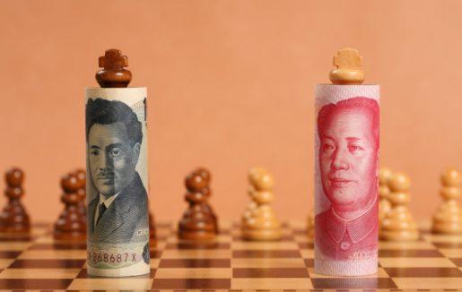 Yuan and Yen