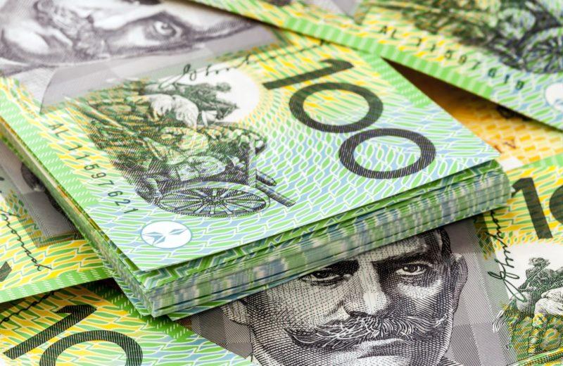 Aussie, Australian dollar