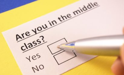 Most of Middle-Class Americans Struggle with Finances