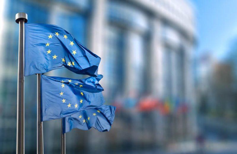 European: European union flag