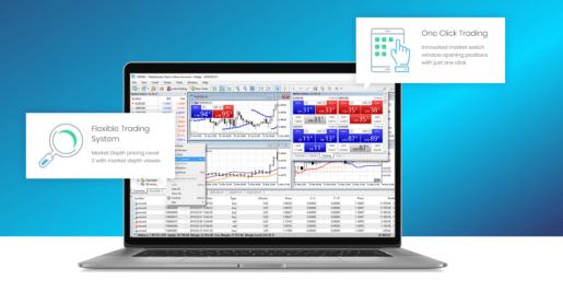VLOM trading platfrom screen