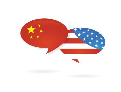 China vs U.S.