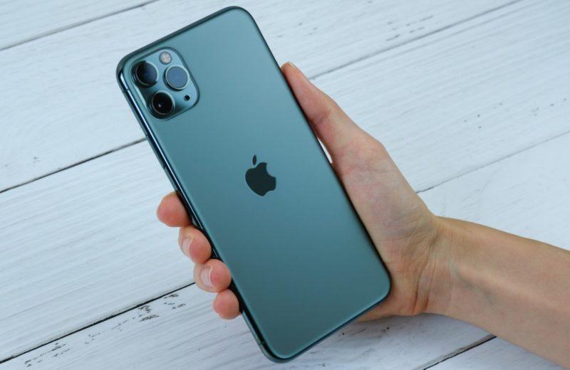 Port-free iPhone