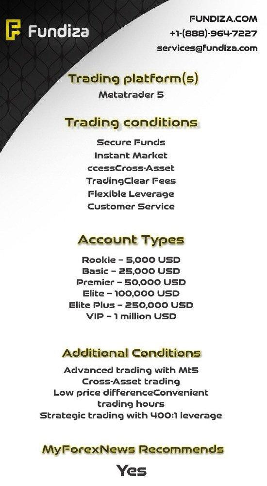Fundiza Review Infographics