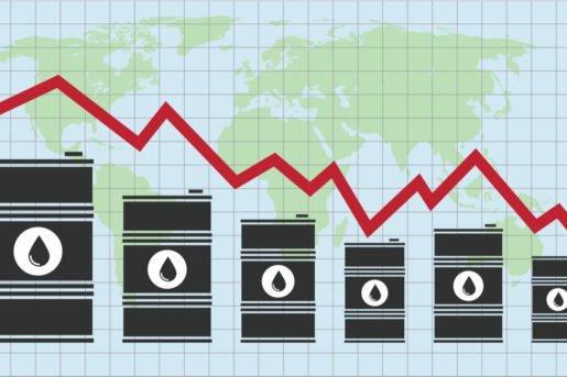 Coronavirus caused a sharp decline in oil prices