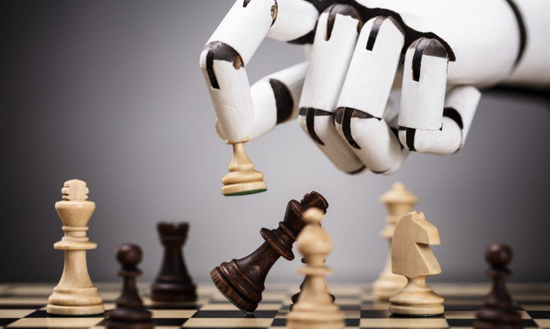 Chess: Garry Kasparov against Artificial Intelligence