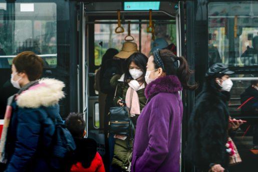 Coronavirus is still the main fear factor in the global market