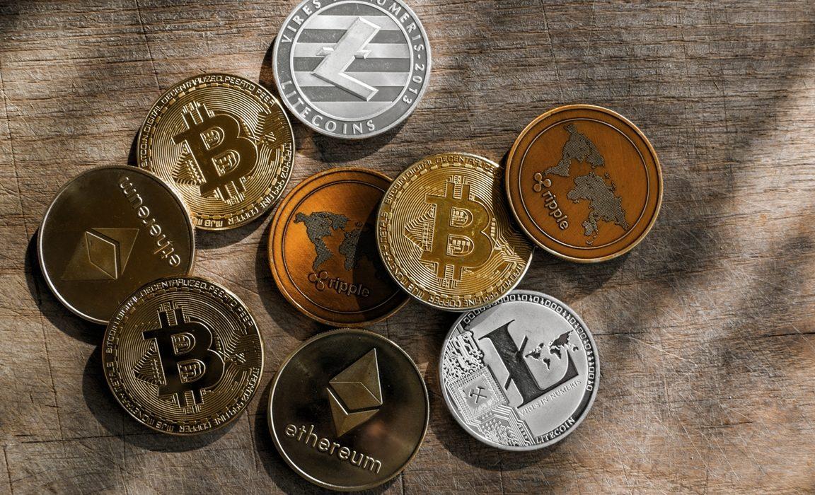 Bitcoin Hit High Along with Several other Major Cryptos