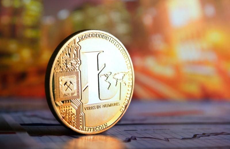 Litecoin rallied on Wednesday along with Stellar's Lumen