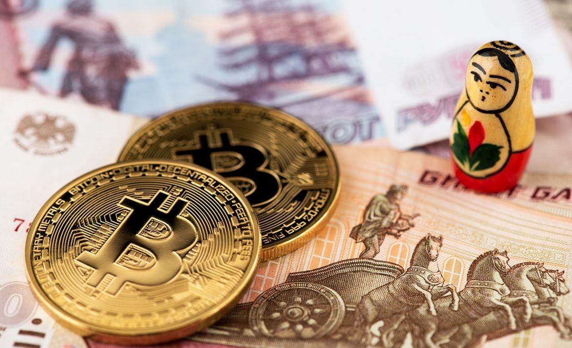 The Ruble will buy Bitcoin on Blockchain.com crypto wallet