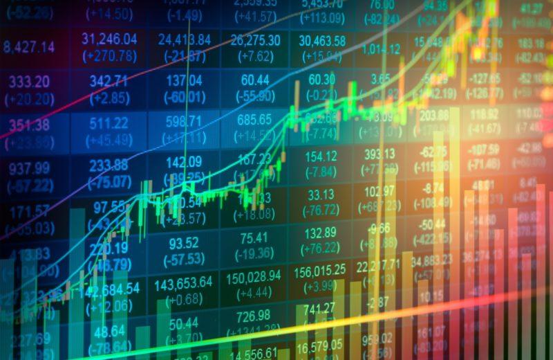 Stock markets surged forward around the globe on Tuesday