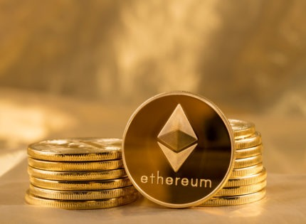 Ripple's XRP surged forward on Monday along with Ethereum