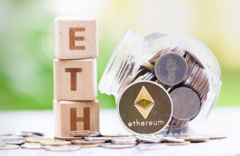 Ethereum decreased
