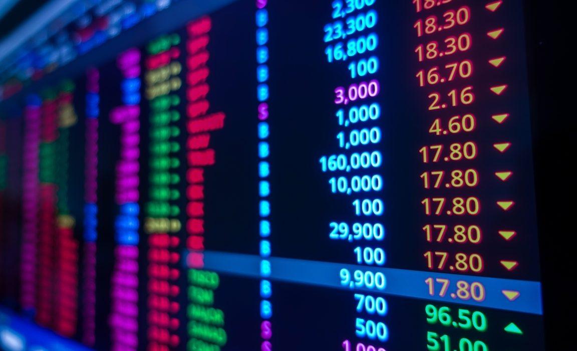 Stock markets fluctuated on Thursday. European stocks fell