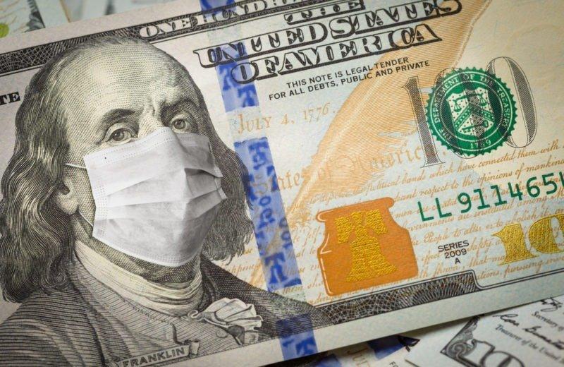 United States Dollar coronavirus