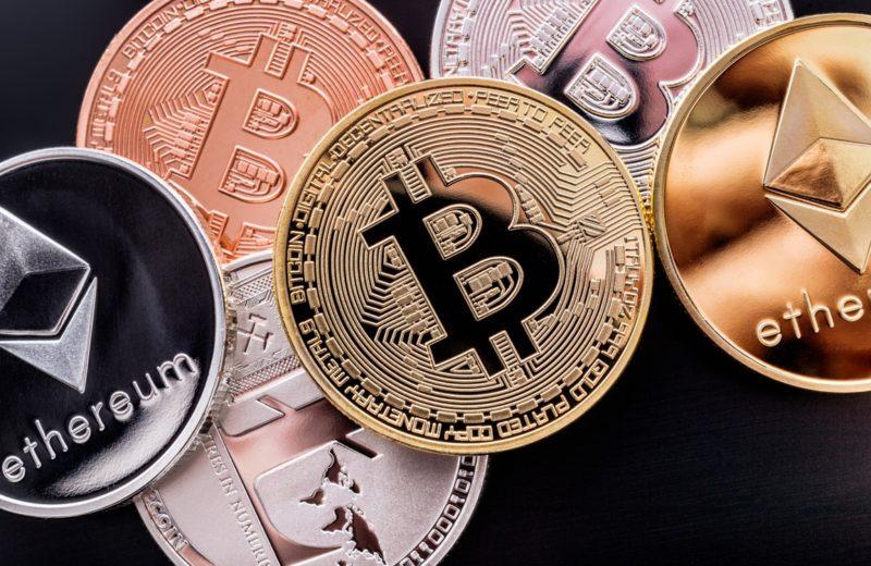 bitcoin and other major cryptos