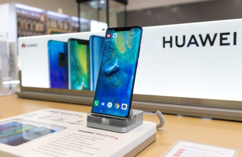 Huawei will release its operating system HarmonyOS in 2020