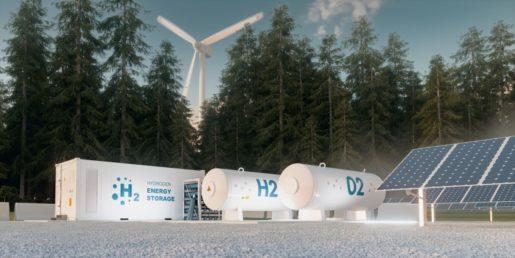 Morrison's tech roadmap named Hydrogen among priorities