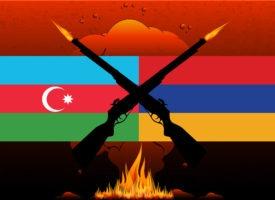 Azerbaijani and Armenian Forces