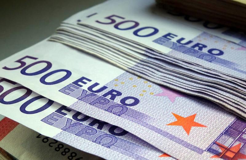 Banknotes 500 euros