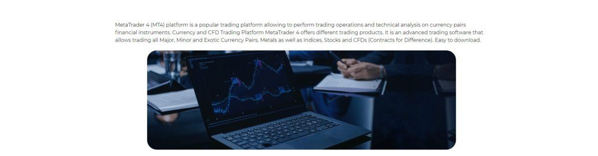 tradubg platform