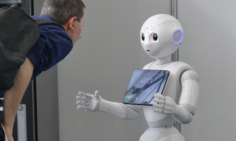 South Korea uses robots to teach seniors to use technology