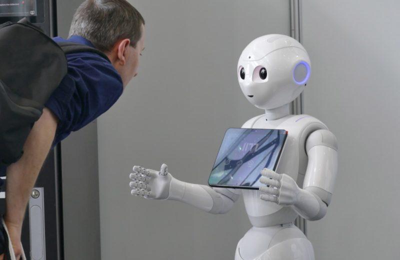 South Korea uses robots to teach