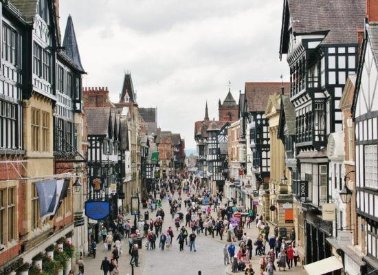 U.K. streets