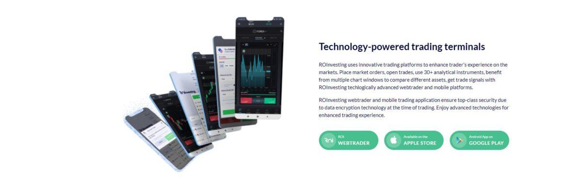 ROinvesting trading platform