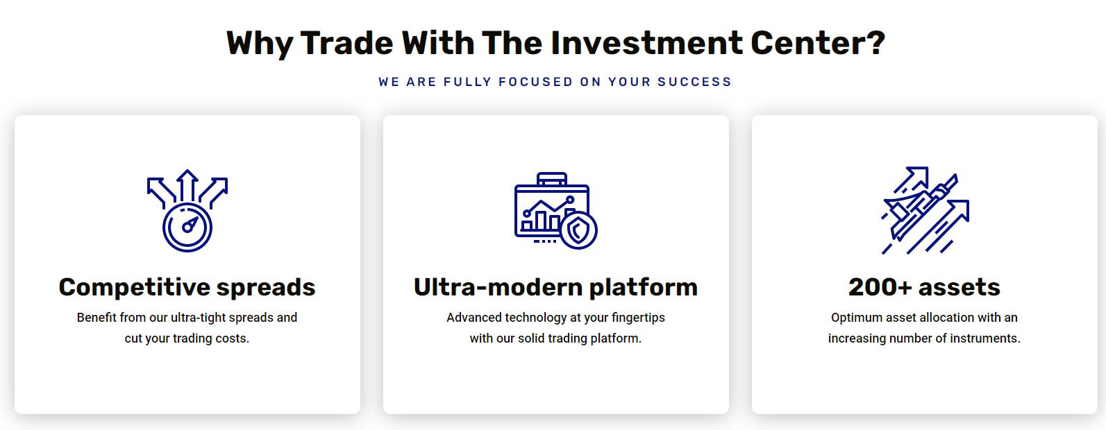 Investment Center