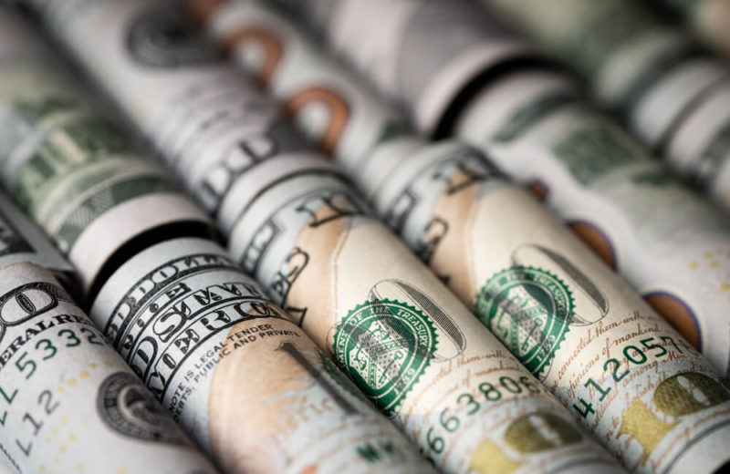 Dollar Up, But Set For Another Weekly Decline