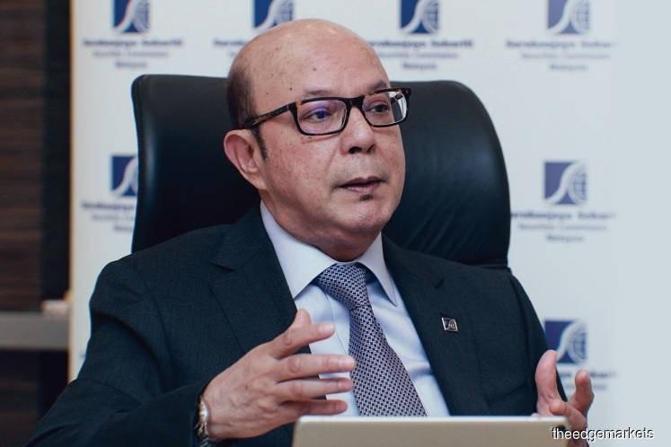 Malaysia's Financial Watchdog