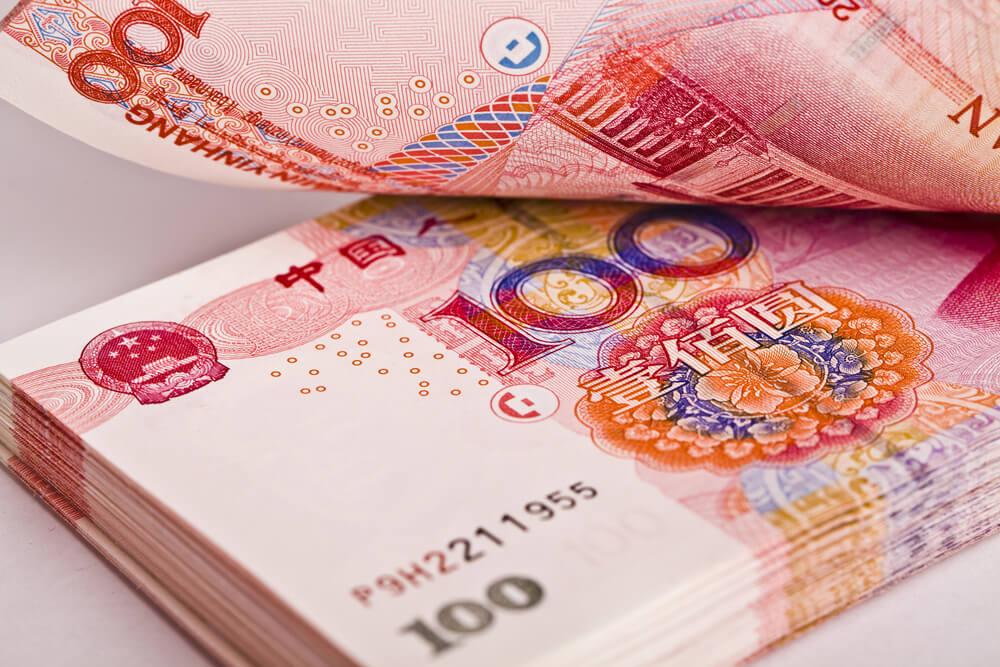 January Yuan Loans in China at Record High