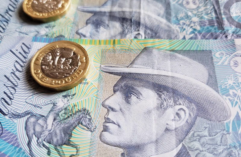 GBP/AUD Exch Rate Slides, Aussie10 Benefits from Dovish Fed