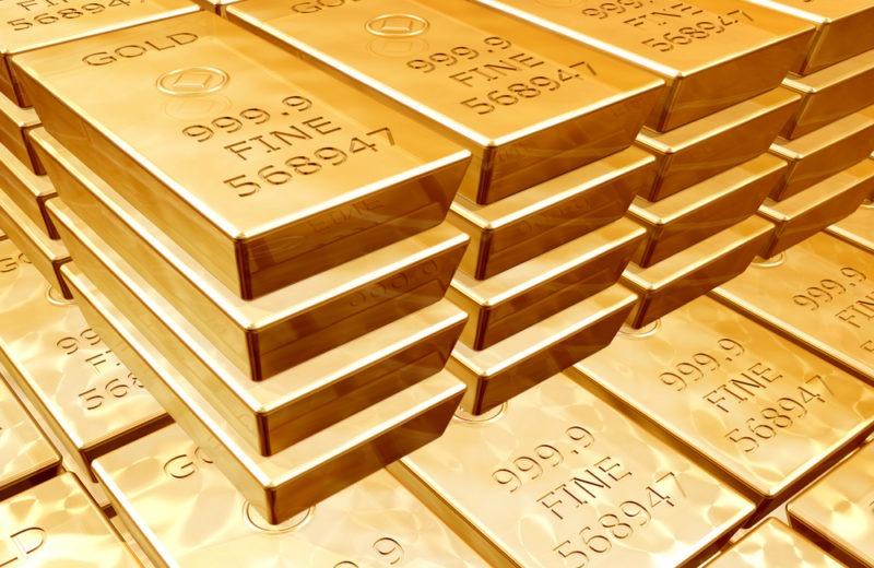 Gold Slams the Breaks as Treasury Yields Regain Grounds